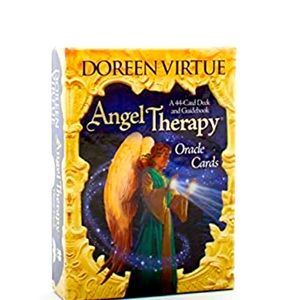 Doreen Virtue Angel Therapy Oracle CardsDeck